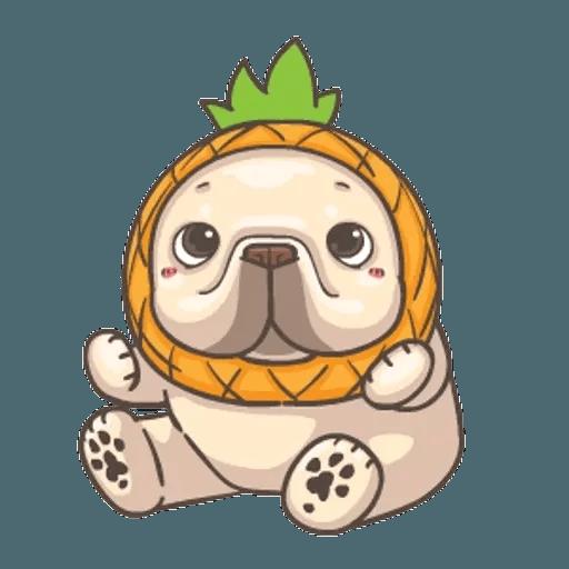 QQ dog - Sticker 27