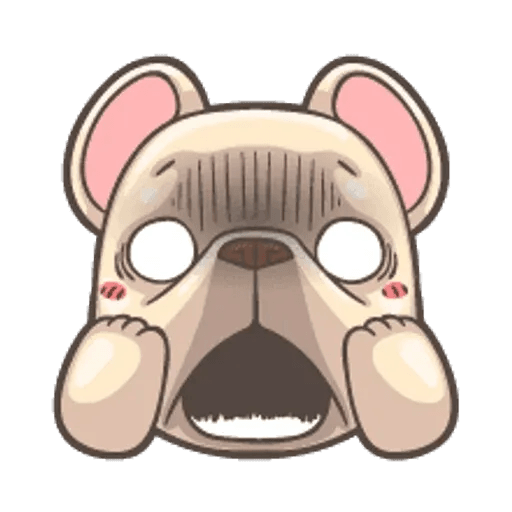 QQ dog - Sticker 11