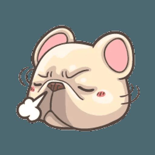 QQ dog - Sticker 13
