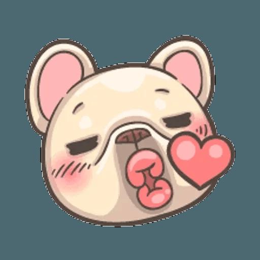 QQ dog - Sticker 14