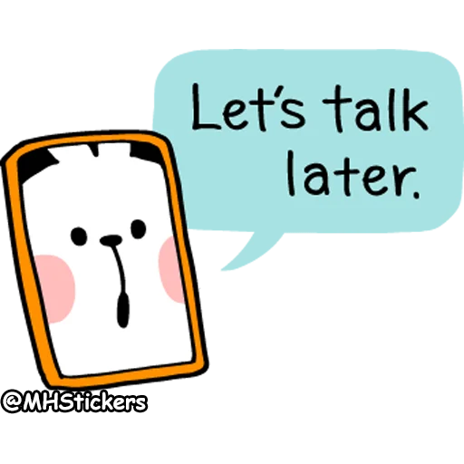 Message - Sticker 24