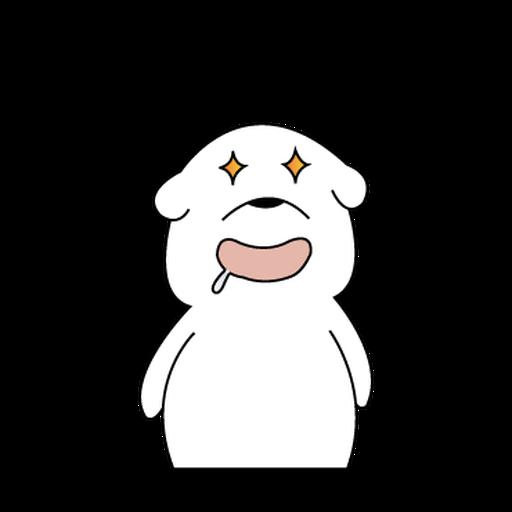萌萌犬2 - Sticker 27
