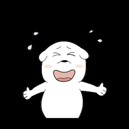 萌萌犬2 - Sticker 26
