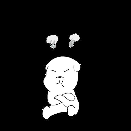 萌萌犬2 - Sticker 4