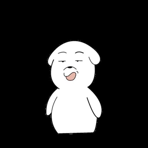 萌萌犬2 - Sticker 21