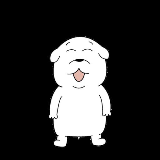 萌萌犬2 - Sticker 28