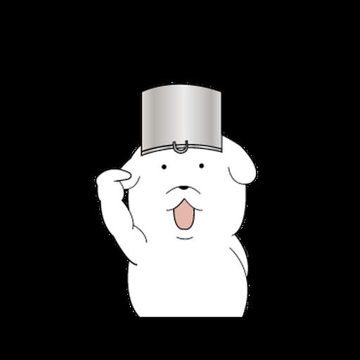 萌萌犬2 - Sticker 10