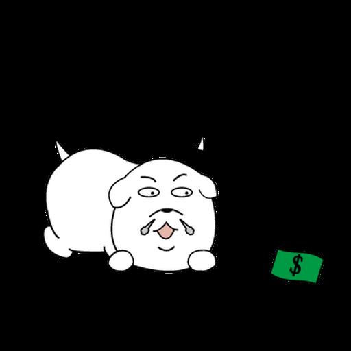 萌萌犬2 - Sticker 15