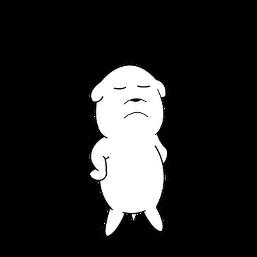 萌萌犬2 - Sticker 30