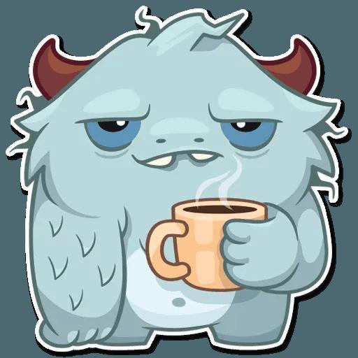 Fatty Yeti - Sticker 15