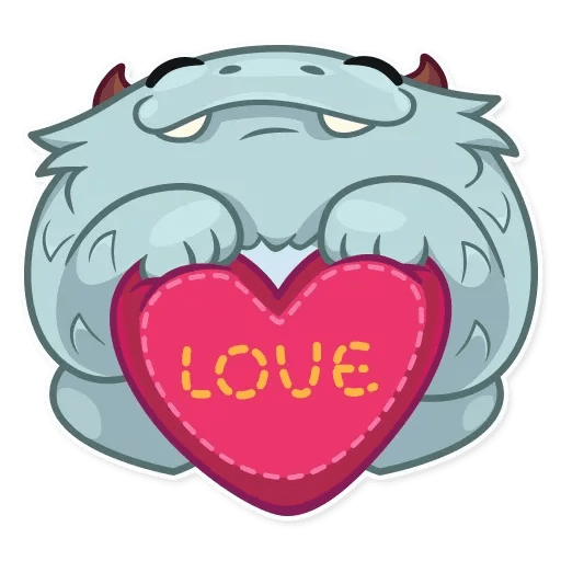 Fatty Yeti - Sticker 25