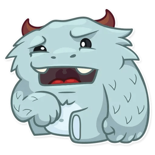 Fatty Yeti - Sticker 8