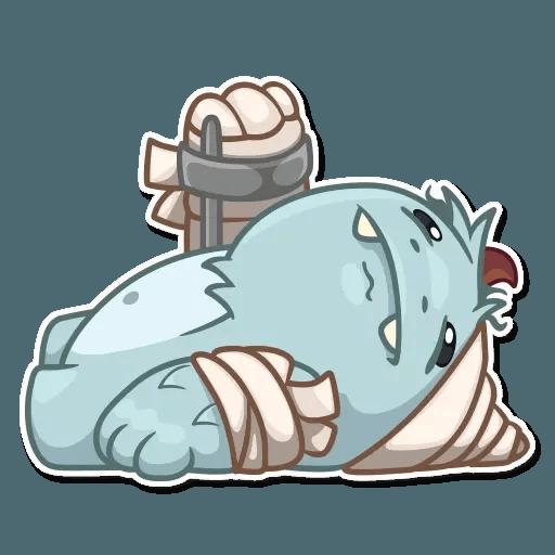 Fatty Yeti - Sticker 17