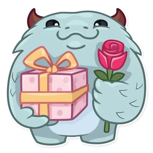 Fatty Yeti - Sticker 22
