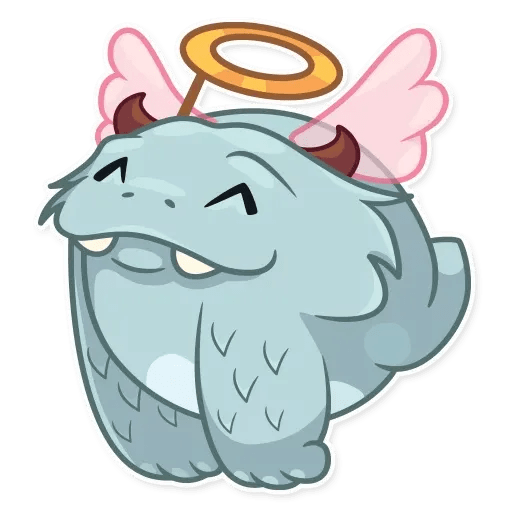 Fatty Yeti - Sticker 10
