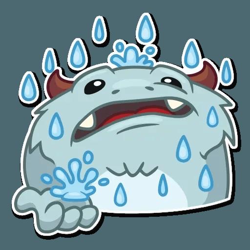 Fatty Yeti - Sticker 29