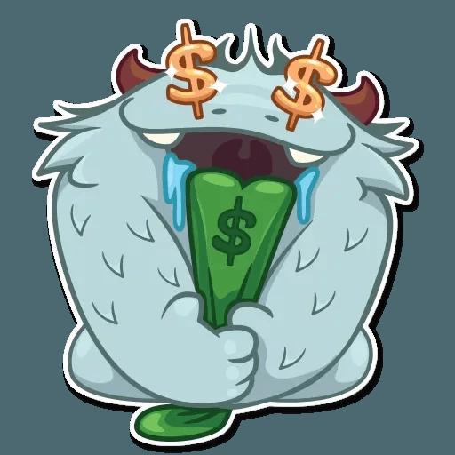 Fatty Yeti - Sticker 14