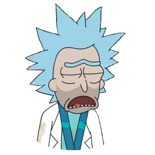 Rick and Morty - Sticker 9