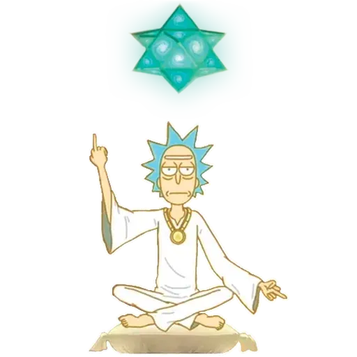 Rick and Morty - Sticker 19