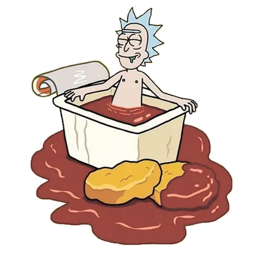 Rick and Morty - Sticker 5