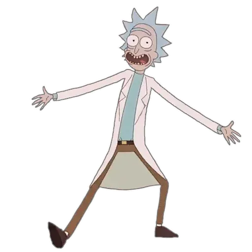 Rick and Morty - Sticker 14