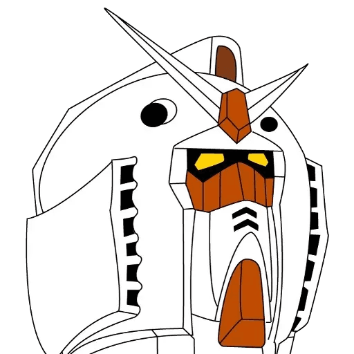 Gundam - Sticker 16