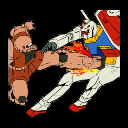 Gundam - Sticker 5