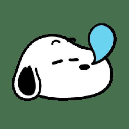 Snoopy 2 - Sticker 20