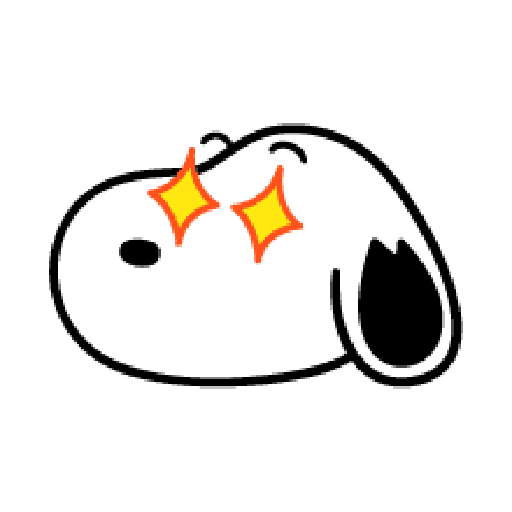 Snoopy 2 - Sticker 3