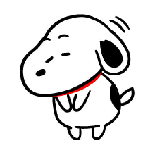 Snoopy 2 - Sticker 11