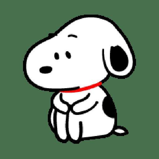 Snoopy 2 - Sticker 6