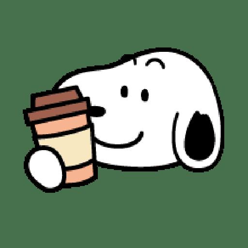 Snoopy 2 - Sticker 13