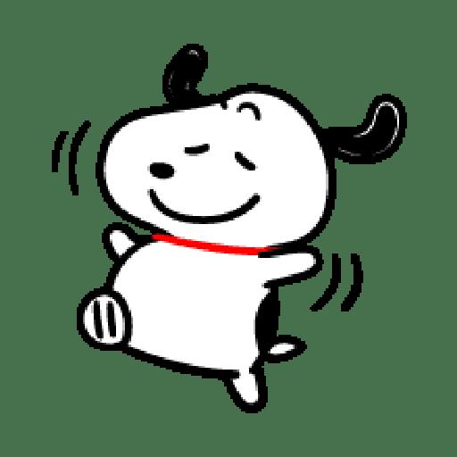 Snoopy 2 - Sticker 10