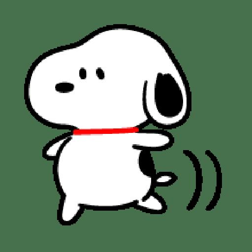 Snoopy 2 - Sticker 23
