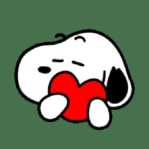 Snoopy 2 - Sticker 8