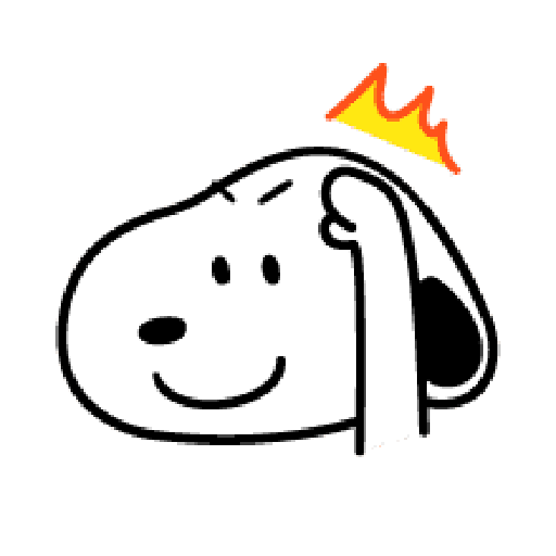 Snoopy 2 - Sticker 21