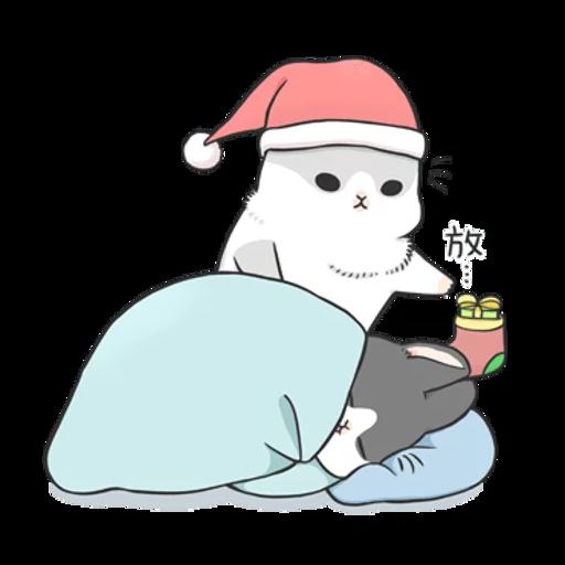 Machiko Christmas Pack - Sticker 6