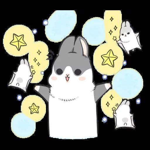 Machiko Christmas Pack - Sticker 11