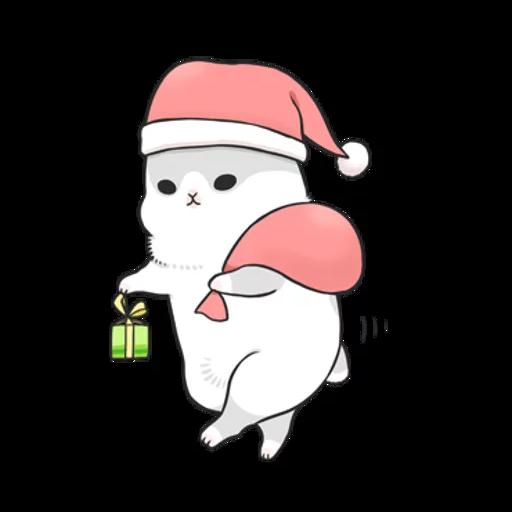 Machiko Christmas Pack - Sticker 5
