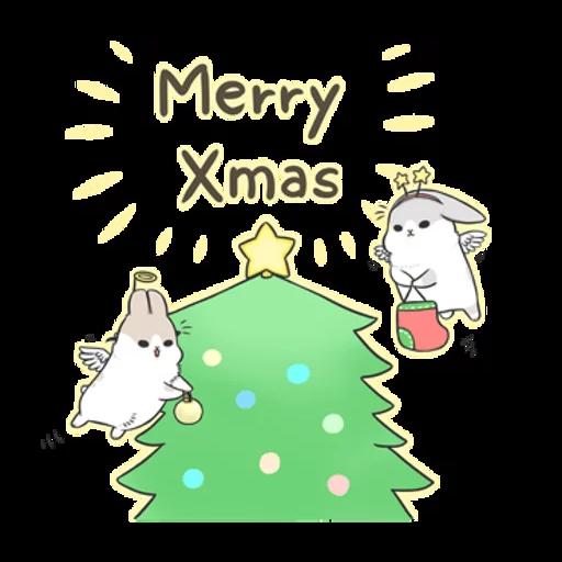 Machiko Christmas Pack - Sticker 17