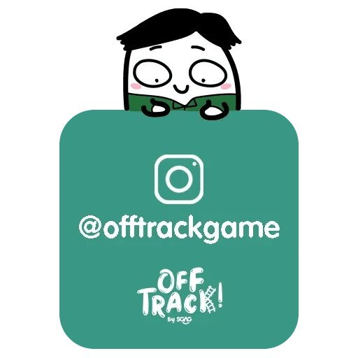Offtrackgame by sgag - Sticker 30
