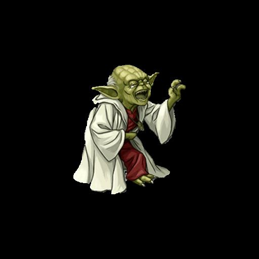 Master of Yoda - Sticker 5
