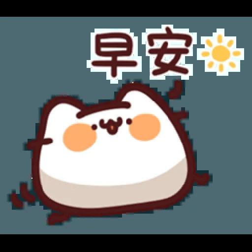 LV.18 野生喵喵怪 (屬性:日常性禮貌) - Sticker 18