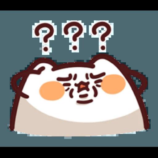 LV.18 野生喵喵怪 (屬性:日常性禮貌) - Sticker 15