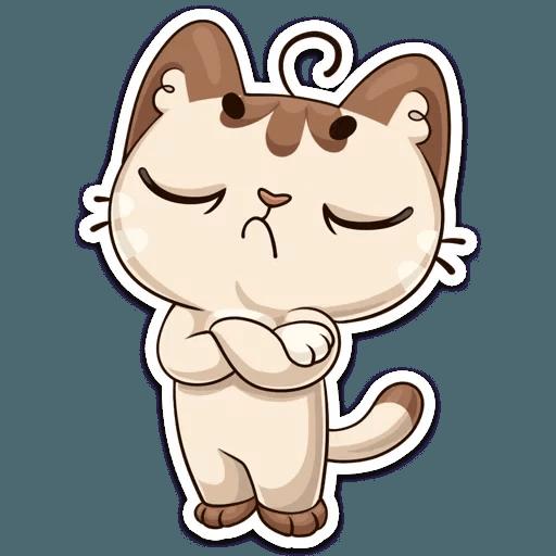 Котик  - Sticker 12