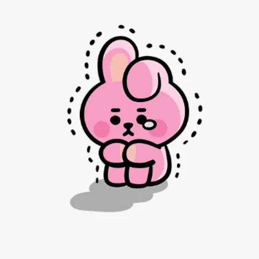 My BT21❤️❤️❤️ - Sticker 15