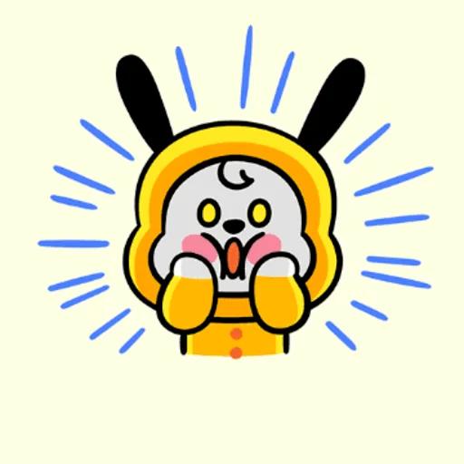 My BT21❤️❤️❤️ - Sticker 17