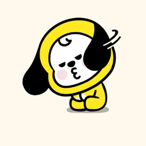 My BT21❤️❤️❤️ - Sticker 21