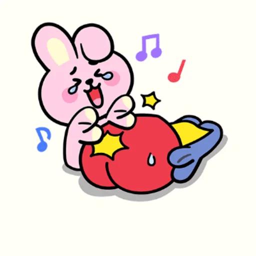 My BT21❤️❤️❤️ - Sticker 11