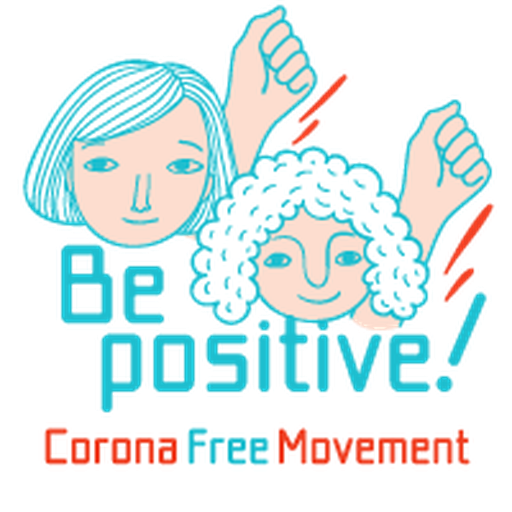 Corona Free Movement - Sticker 15